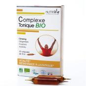 Complexe Tonique bio, 20 ampoules de 15 ml