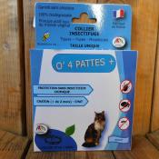 Collier anti-puces chats et chatons