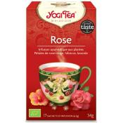 Yogi Tea bio Rose, 17 sachets