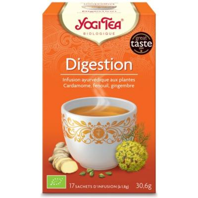 Yogi Tea bio Digestion, 17 sachets