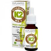 Vitamine K2 MK-7 Vegan, 15 ml