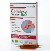 Complexe tension bio, 20 ampoules de 15 ml