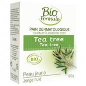 Pain dermatologique au tea tree, 100 grammes
