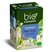 Infusion bio Sommeil, 20 sachets