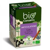 Infusion bio Articulation, 20 sachets