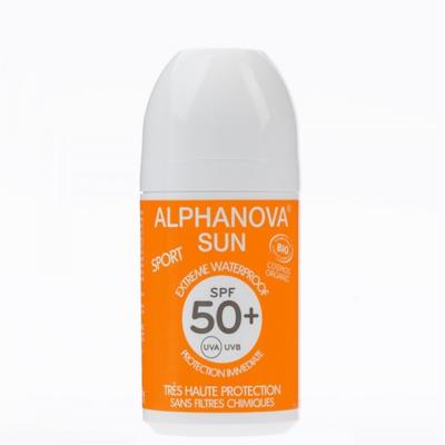 Roll On bio, Très haute protection SPF 50+