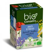 Infusion bio Anti stress, 20 sachets
